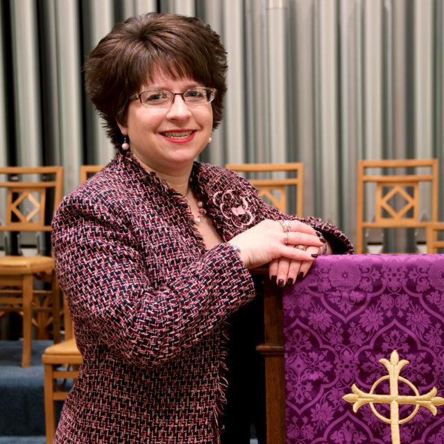 Rev. Charlene Mitchell